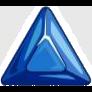 blue type