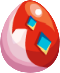 Image of Adrift Princess Egg