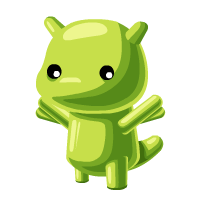 Image of Android Baby