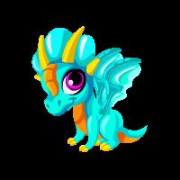 Image of Aquamarine Baby