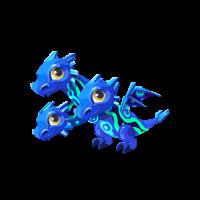 Image of Azurite Baby