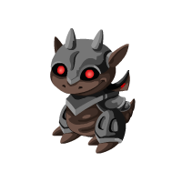 Image of Black Knight Baby
