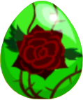 Black Rose Egg