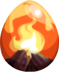 Bonfire Egg