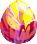 Image of Bright Phoenix Egg