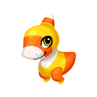 Image of Candy Corn Baby