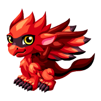 Image of Cardinal Baby
