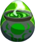 Cauldron Egg