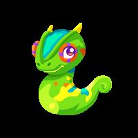 Image of Chameleon Baby