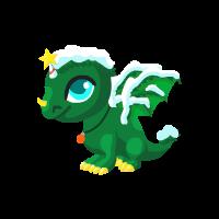 Image of Christmas Tree Baby