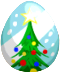 Image of Christmas Tree Egg