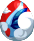 Cloud Rider Egg