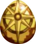 Compass Rose Egg