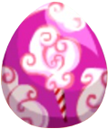 Image of Cotton Candy Egg