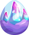 Crystal Fyre Egg