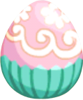 Image of Cupcake Egg
