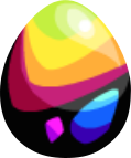 Image of Dark Chroma Egg