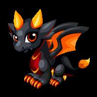 Image of Dark Fire Baby