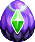 Dark Omen Egg