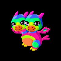 Image of Double Rainbow Baby