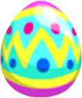 Image of Easter Egg Egg
