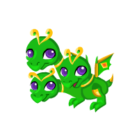 Image of Emerald Knight Baby