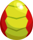 Firegrass Egg