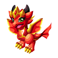Image of Flame Queen Baby