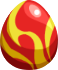 Image of Flame Queen Egg
