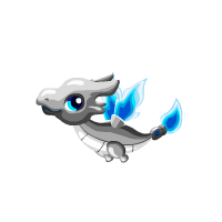 Image of Flametail Baby