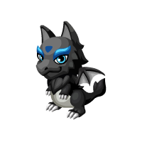 Image of Frostwolf Baby