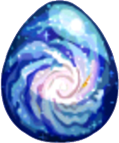 Image of Galaxy Egg