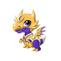 Image of Gilded Knight Baby