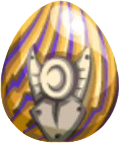 Image of Gilded Knight Egg