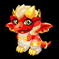 Image of Gildring Baby