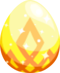 Glitterstream Egg