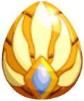 Gold Horizon Egg