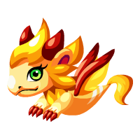 Image of Gold Lion Baby
