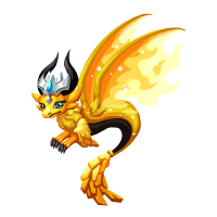 Golden Faerie Epic