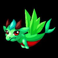 Image of Green Quetzal Baby