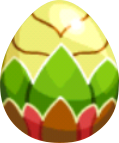 Green Thumb Egg