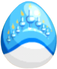 Image of Hanukkah Egg