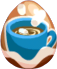 Hot Chocolate Egg