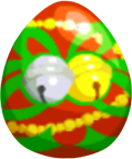 Jingle Bell Egg