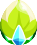 Image of Life Emerald Egg