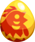 Image of Lunar Rooster Egg
