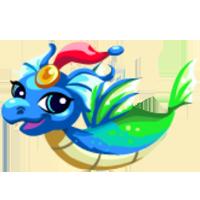 Image of Mermaid Baby