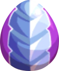 Neo purple Egg