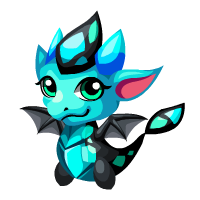 Image of Neo Turquoise Baby