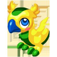 Image of Parakeet Baby